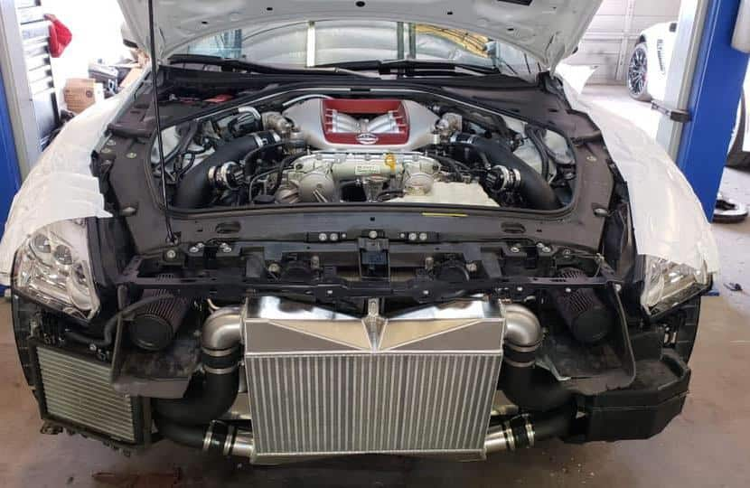 SBD700 (625+ whp) 9 Sec 1/4 Proven Full Bolt-On Power Package