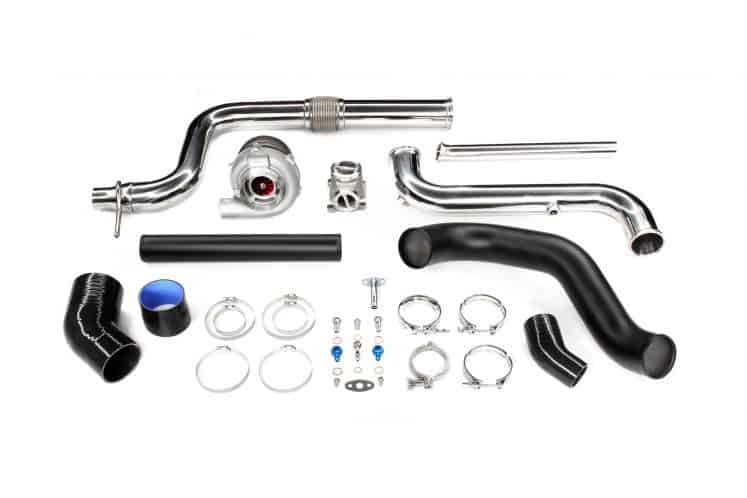 SBD500X 2015+ Ford Mustang Ecoboost Turbo Kit